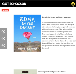get schooled Edna image
